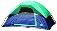 Texsport Riverstone 2 Person Square Dome Tent (Silver/Blue, 7-Feet X 5-Feet X 48-Inch ) by Texsport
