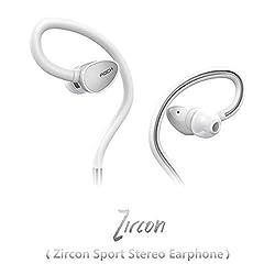 ROCK,Zircon sport stereo earphone,Earphone,RAU0510-94592,white