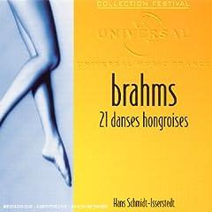 Brahms: Danses Hongroises Pour Orch