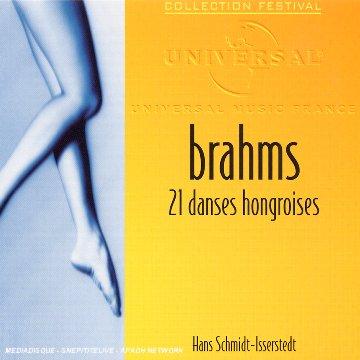 Danses Hongroises - Brahms 41Y1P4FXCEL