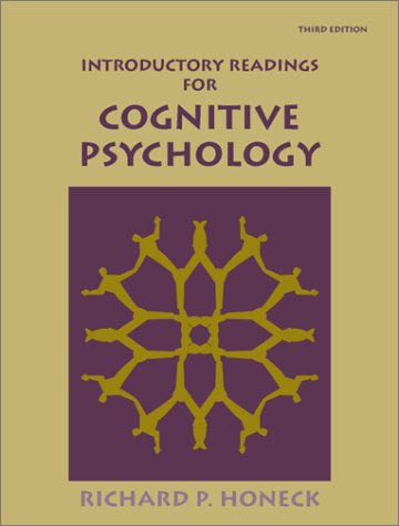 Introductory Readings for Cognitive Psychology