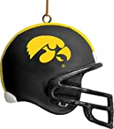 3pk Helmet Ornament-Iowa