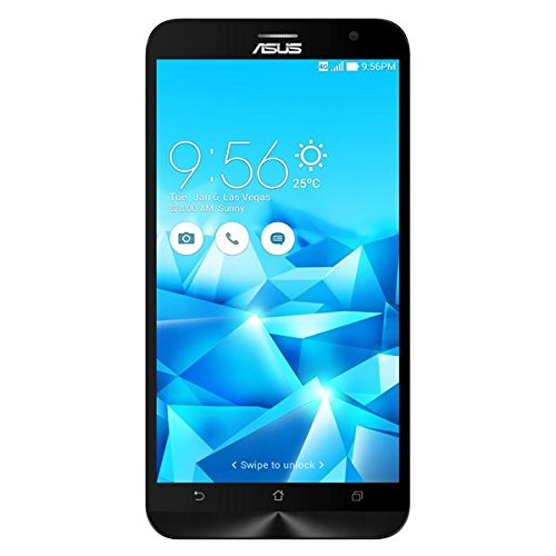 ASUS ZE551ML-23-4G16GN-WH ZenFone 2 Unlocked Cellphone, 16GB, Illusion White (U.S. Warranty) Factory Unlocked Phone - Retail Packaging (Illusion White)