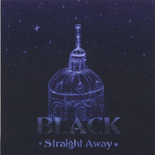 CD : BLACK - Straight Away