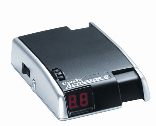 Draw Tite 5520 Activator Iii Brake Controller For 1 To 4 Axle Trailers