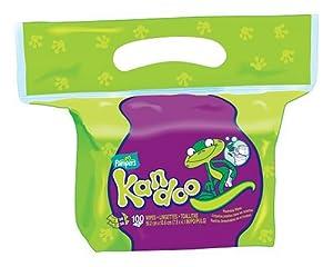 Pampers Kandoo Flushable Wipes, Refills, Fresh Splash scent,  (100  Wipes)