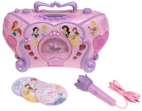 princess karaoke machine