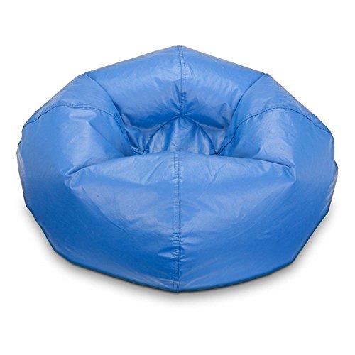 Ace Bayou Medium Standard Vinyl Bean Bag Chair By Ace