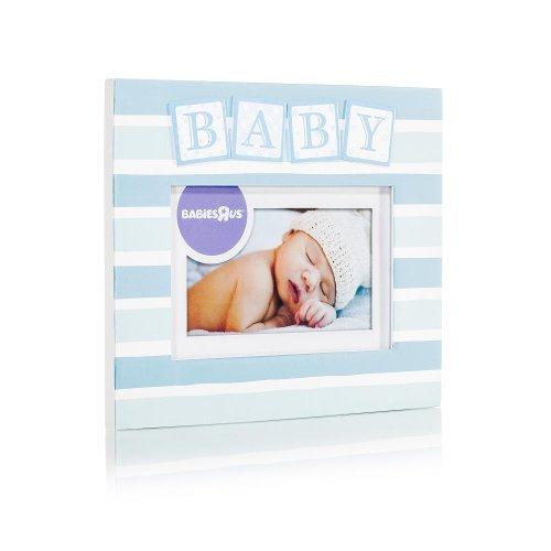 Boy Baby Block Frame - 1