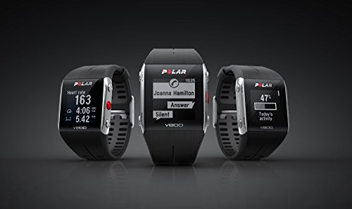 Polar V800 - Pulsómetro con GPS integrado, color azul 384.53€