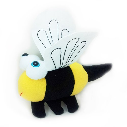 Flaky Friends: Bea the Bee Stuffed Toy