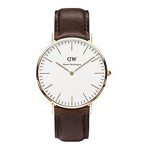 Daniel Wellington Men's Bristol Watch One Size Gold