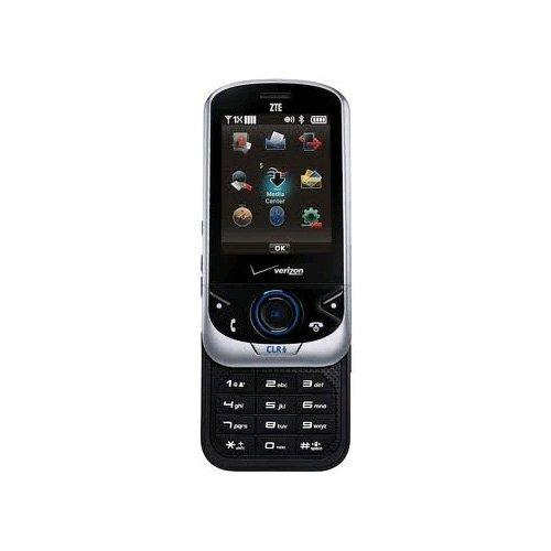 Verizon F350MOK ZTE Salute F350 Replica Dummy Phone/Toy Phone, Silver - 1