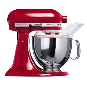 Kitchenaid Artisan 5KSM150PSEER - Robot ménager - rouge empire