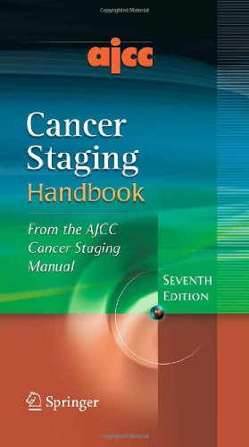 Ajcc Cancer Staging Handbook: From The Ajcc Cancer Staging Manual (Edge, Ajcc Cancer Staging Handbook)