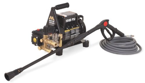 Mi-T-M Cd-1002-2Muh Cd Series Cold Water Electric Direct Drive, 1.5 Hp Motor, 120V, 12.5A, 1000 Psi Pressure Washer
