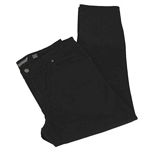 Calzone pantalone taglie forti uomo Maxfort TROY stretch - Grigio scuro, 58 GIROVITA 116 CM