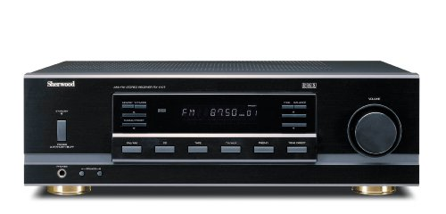 Sherwood RX-4109 105 Watt Stereo Receiver (Black)
