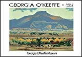 Georgia OKeeffe: A Book of Postcards