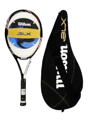 Wilson BLX Seven Tennis Racket  &  With Superb BLX Cover RRP £220 L1