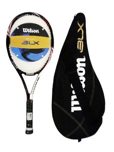 Wilson BLX Seven Tennis Racket & Cover RRP £220 L3