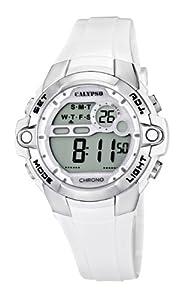 Calypso watches Unisex-Armbanduhr Digital Quarz Plastik K5617/1