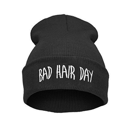 Beanie Mütze Hat Mütze Bad Hair Day Fuckin Problems Comme des Fuckdown.Hit Neu 200 models (bhd)