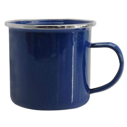 gelert-enamel-mug-330ml-capacity-lightweight-design-travel-camping-accessory