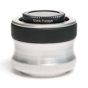Lensbaby Scout with Fisheye Optic for Sony Alpha Mount Digital SLR Cameras