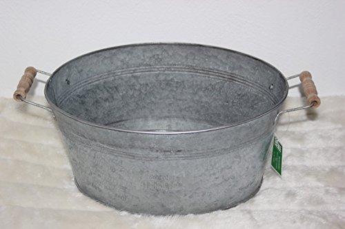 renner-bassine-en-zinc-seau-baignoire-pflanzwanne-bac-a-fleurs-34-x-24-x-165-cm