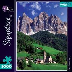 1000 Piece Signature Dolomites Jigsaw Puzzzle