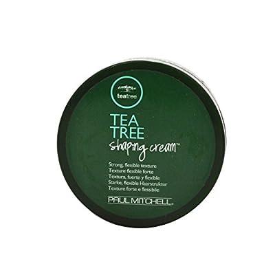 Paul Mitchell Tea Tree Shaping Cream 3oz (Pack of 4)