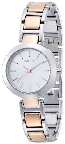 Reloj Dkny Donna Karan Stanhope Ny2136 Mujer Blanco