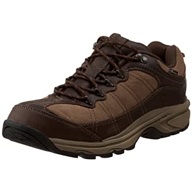 New Balance Men's MW967 Country Walking Shoe,Brown,15 D