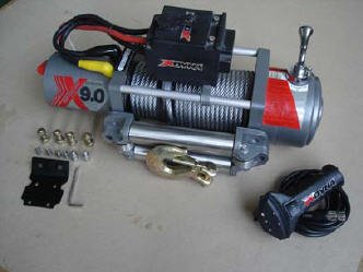 Xdyna 9000 Lb. Electric Winch (9000N)
