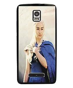 Techno Gadgets back Cover for Xolo Era
