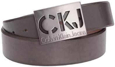 Calvin Klein Jeans Adjustable Belt C72217ACL00, Ceinture homme 105 cm 8cefad99deb