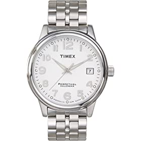 Amazon - Timex Mens Perpetual Calendar Watch - $29.99