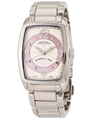 Armand Nicolet Women's 9631A-AS-M9631 TL7 Classic Automatic Stainless-Steel Watch