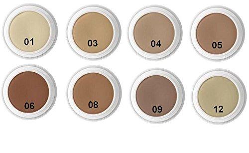 malu wilz camouflage cream cinnamon brownie 09. Black Bedroom Furniture Sets. Home Design Ideas