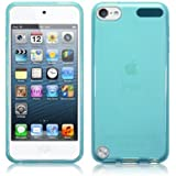 iPod Touch 5 Blue Silicone Skin Case Cover Jacket Protector From Keep Talking Shop iPod Touch 5 5G 5th Generation Accessories