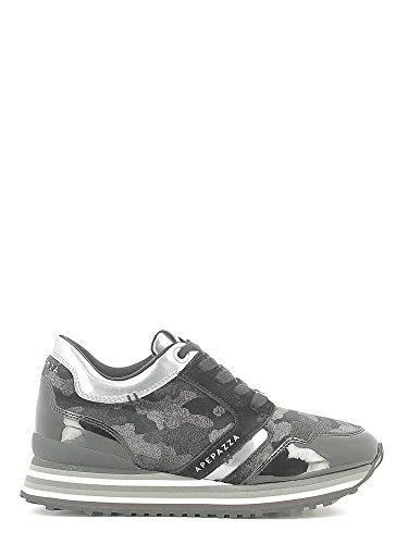 Apepazza RSD01 Sneakers Donna Eco-pelle/Tessuto Mimetic/nero Mimetic/nero 38