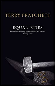 "Cover of ""Equal Rites"""