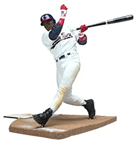 McFarlane MLB Series 8 Sammy Sosa in Chicago White Sox White Jersey Chase Figure by Unknown