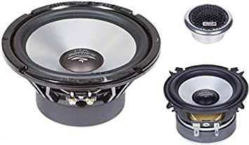 Audio system hX 165 dust haut-parleur 3 voies-hX vollaktiv series