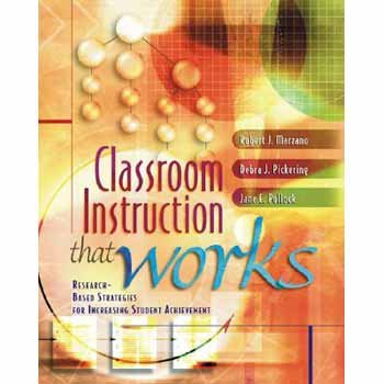 Classroom Instruction That Works : Research-based...