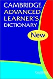 Cambridge Advanced Learner's Dictionary (0521824222) by Cambridge University Press