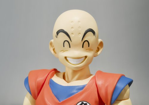 Dragon Ball Z: Krillin S.H. Figuarts Action Figure Bandai