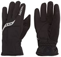 Saucony 3 Season Glove (Black, Small)