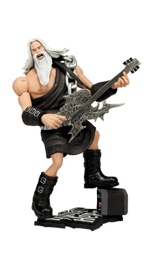 Buy Low Price McFarlane Guitar Hero God of Rock Figure (B001CLNB84)